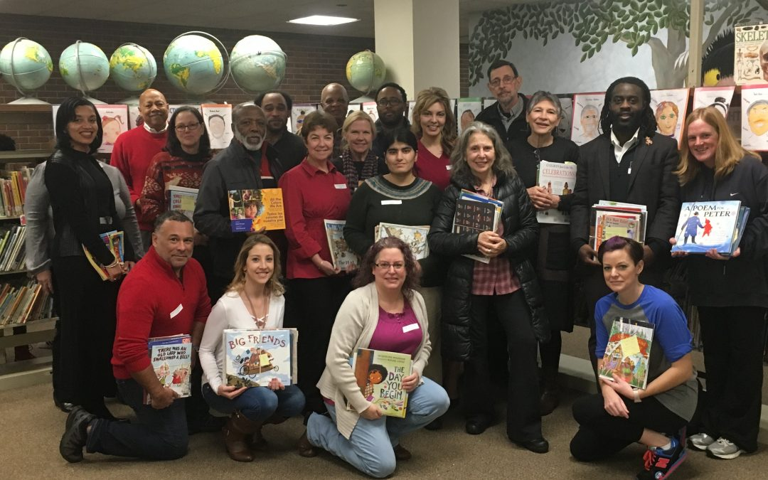 Read Day at Conte Community School – Pittsfield