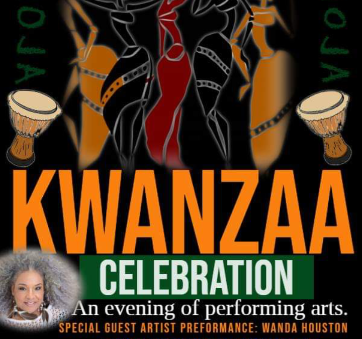Kwanzaa Celebration – an evening of Performing Arts featuring Wanda Houston