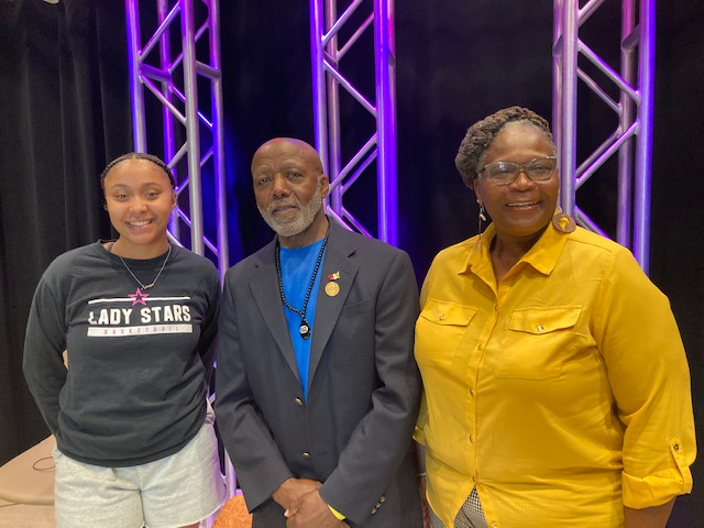 JUneteenth, its history and meaning – Taconic student Ciany Conyers interviews Shirely Edgerton and Dennis Powell