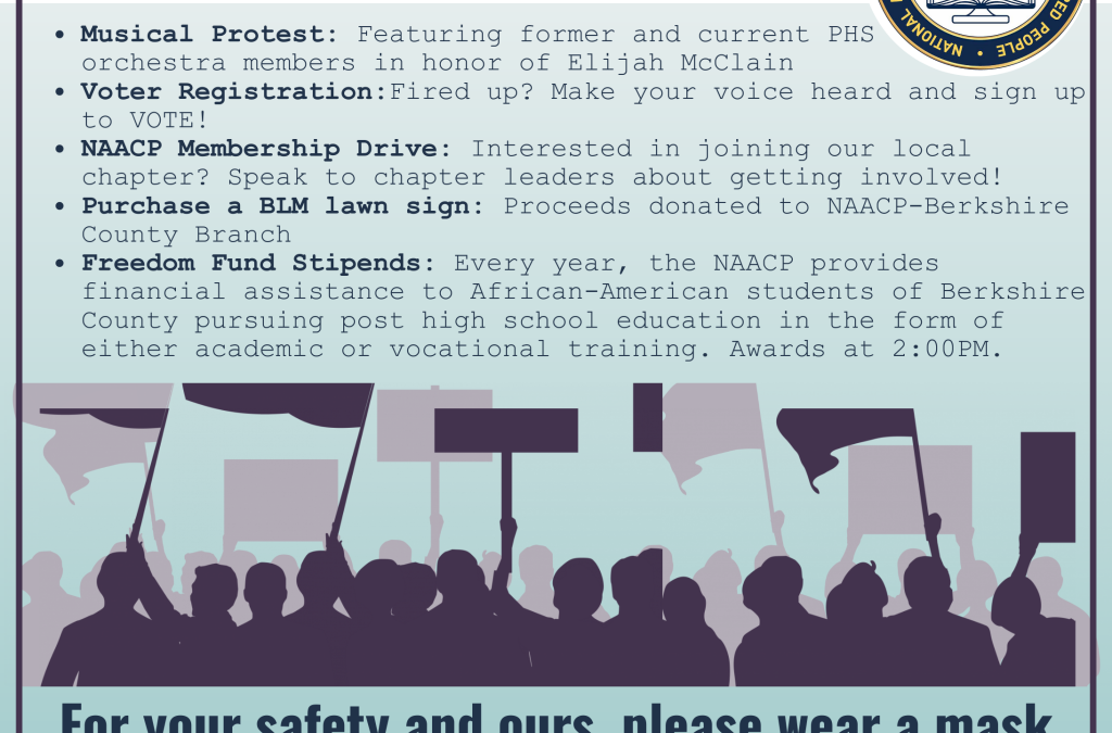 Student Day of Action – Saturday July 25, 2020