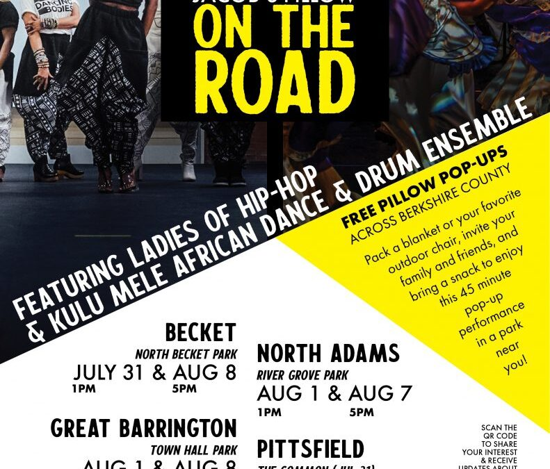 On The Road with Jacob's Pillow brings free pop-up dance performances to local Berkshire communities